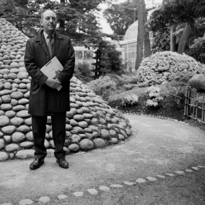 Gilles Baud-Berthier, directeur du musée Albert Kahn, 2010 © ENSLL, avec R. Bassenne