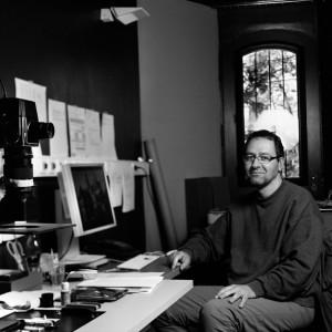 Pascal Bedek, photographe, musée Albert Kahn, 2010 © ENSLL, avec R. Bassenne