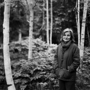 Nathalie Clet-Bonnet, documentaliste, musée Albert Kahn, 2010 © ENSLL, avec R. Bassenne