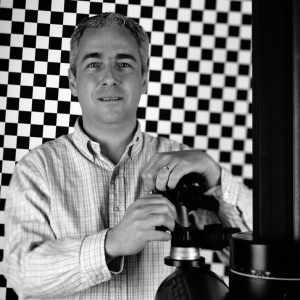 Frédéric Guichard, directeur scientifique DxO Labs, 2010 © ENSLL, avec R. Bassenne