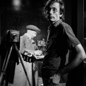 Ronan Guinée, photographe, musée Albert Kahn, 2010 © ENSLL, avec R. Bassenne