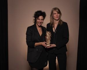 Marie Amachoukeli et Claire Burger © AATC & ENSLL, A. Blanchard, L. Delafontaine et N. Martin-Beaumont