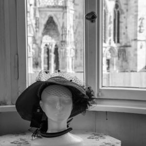 Einblick auf das Handwerk - Handwerk im Herzen von Regensburg - Hutkönig