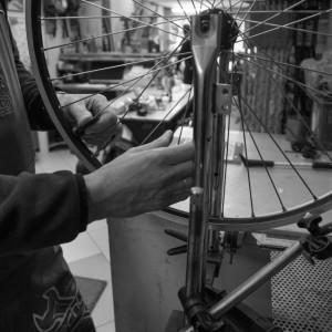 Einblick auf das Handwerk - Handwerk im Herzen von Regensburg - Zweirad Ehrl