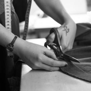 Einblick auf das Handwerk - Handwerk im Herzen von Regensburg - Mariejuliee Atelier & Boutique