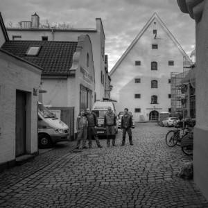 Einblick auf das Handwerk - Handwerk im Herzen von Regensburg - Schlosserei Heindl