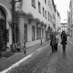 Einblick auf das Handwerk - Handwerk im Herzen von Regensburg - Bürsten Ernst Manufaktur