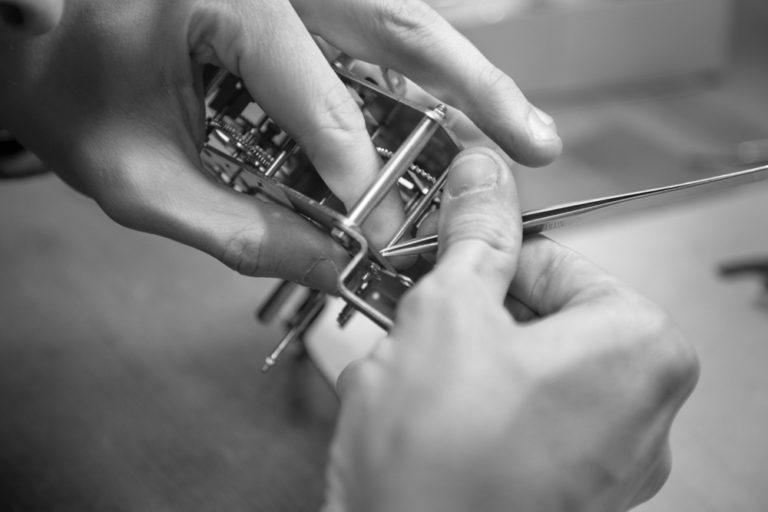 Werkstätte Uhren·Schmuck·Feinmechanik Gerlach