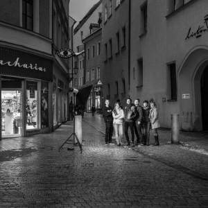 Einblick auf das Handwerk - Handwerk im Herzen von Regensburg - Fotohaus Zacharias