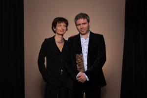 Stéphane Brizé & Florence Vignon