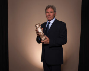 Harrison Ford © AATC & ENSLL, A. Blanchard, L. Delafontaine et N. Martin-Beaumont